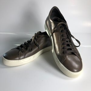 Bruno Magli Westy Italian Made Brown Casual Shoes